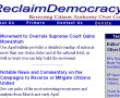 reclaimdemocracy.org